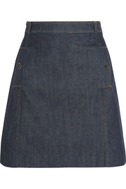 Austin denim mini skirt