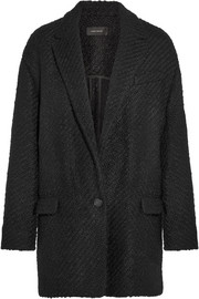 Isabel Marant Ilaria oversized wool-blend bouclé-tweed jacket