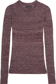 Dayton ribbed-knit top