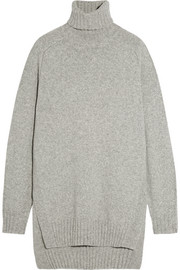Isabel Marant Fergus oversized wool-blend turtleneck sweater