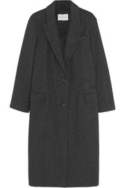 Garth oversized tweed coat