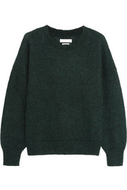 Clifton mohair-blend sweater