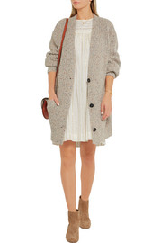Hamilton oversized knitted cardigan