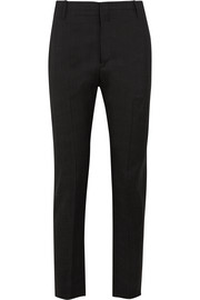 Étoile Isabel Marant Noah checked slub cotton tapered pants