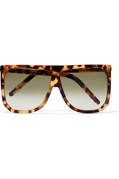 4813fb7d3b Loewe. Filipa D-frame acetate sunglasses