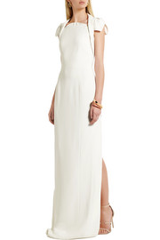 Antonio Berardi Stretch-crepe gown