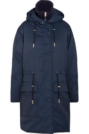 Alston Tech twill down parka