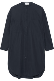 Esloane cotton-poplin shirt dress