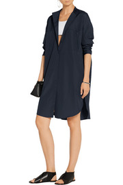 Acne Studios Esloane cotton-poplin shirt dress