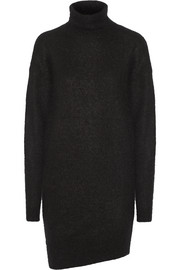 Acne Studios Daija knitted turtleneck sweater dress