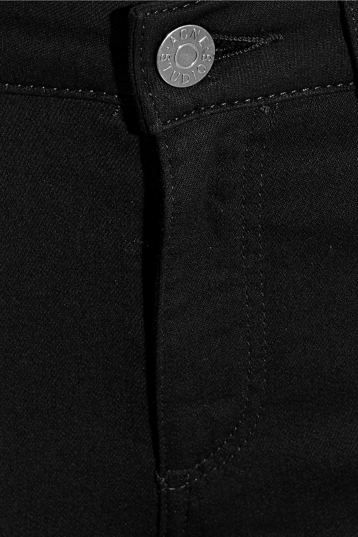 Acne Studios Skin 5 Pocket mid-rise skinny jeans