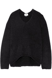 Acne Studios Deborah alpaca and wool-blend sweater