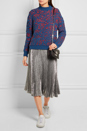 Maive Stitch oversized wool-blend sweater
