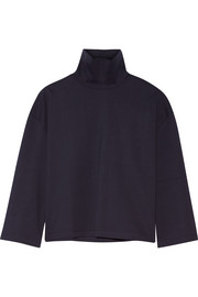 Acne Studios Lorma cotton-jersey turtleneck top