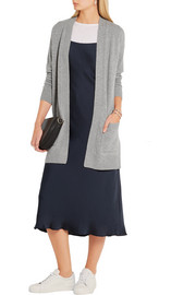 MICHAEL Michael Kors Merino wool and cashmere-blend cardigan
