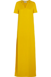 Lanvin Stretch-crepe gown