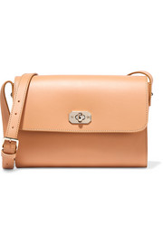 Greenwich leather shoulder bag