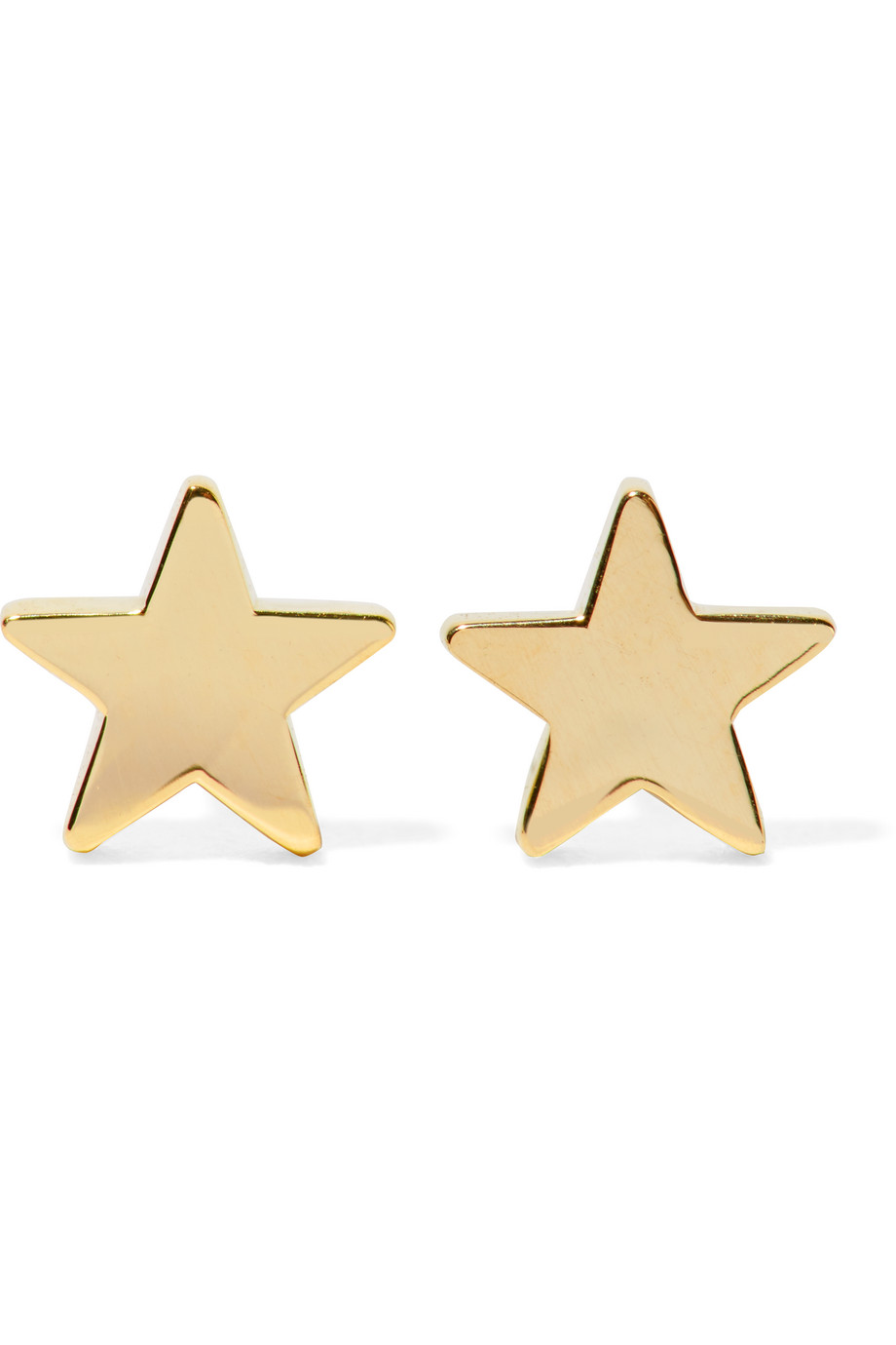 Jennifer Meyer 18-Karat Gold Star Earrings, Women's