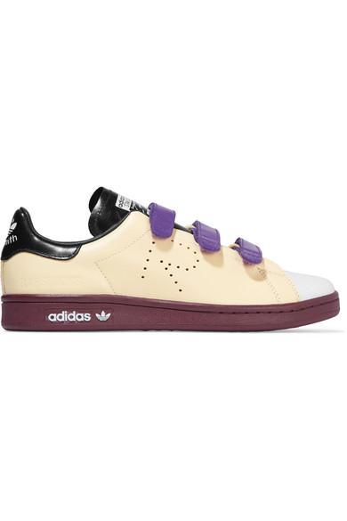 Adidas Originali + Colore Raf Simons Stan Smith Colore + Blocchi Perforati 23f98a
