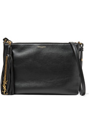 Monogramme Teen tasseled leather shoulder bag