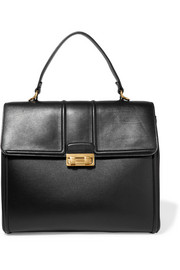 Lanvin Jiji medium leather tote