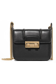 Lanvin Jiji mini leather shoulder bag