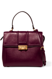 Lanvin Jiji small leather tote