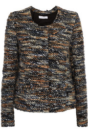 IRO Molly bouclé-tweed jacket