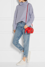 Loewe Punk Elephant leather shoulder bag