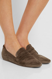 Lanvin Suede slippers