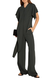 Chalayan Layered crepe jumpsuit