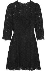 Dolce & Gabbana Guipure lace mini dress