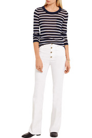Sonia Rykiel High-rise flared jeans