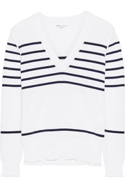 Sonia Rykiel Striped knitted sweater