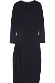 Cédric Charlier Wool midi dress