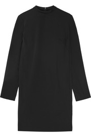 Cédric Charlier Crepe mini dress
