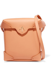 Pristine mini leather shoulder bag