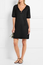 Eres Zephyr Mimsy off-the-shoulder cotton-jersey dress