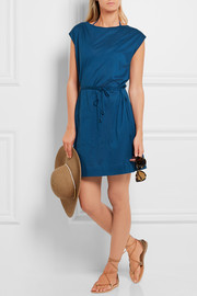 Gri Gri Susan cotton-jersey mini dress