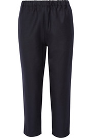 Marni Cropped wool track pants