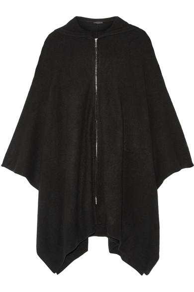 the row female 188971 the row asham oversized cashmere poncho black