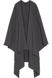 The Row Cappeto ribbed cashmere wrap