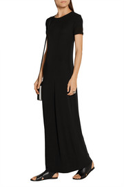 The Row Tally stretch-jersey maxi dress