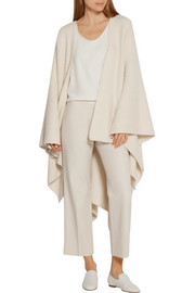 The Row Seloc cropped stretch-cotton straight-leg pants