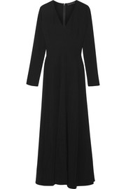 The Row Seri stretch-cady gown