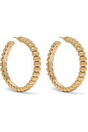 Rosantica Atena gold-tone hoop earrings