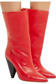 Isabel Marant Lexing leather knee boots