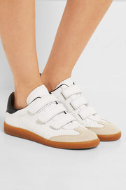 Isabel Marant Étoile Beth perforated leather sneakers