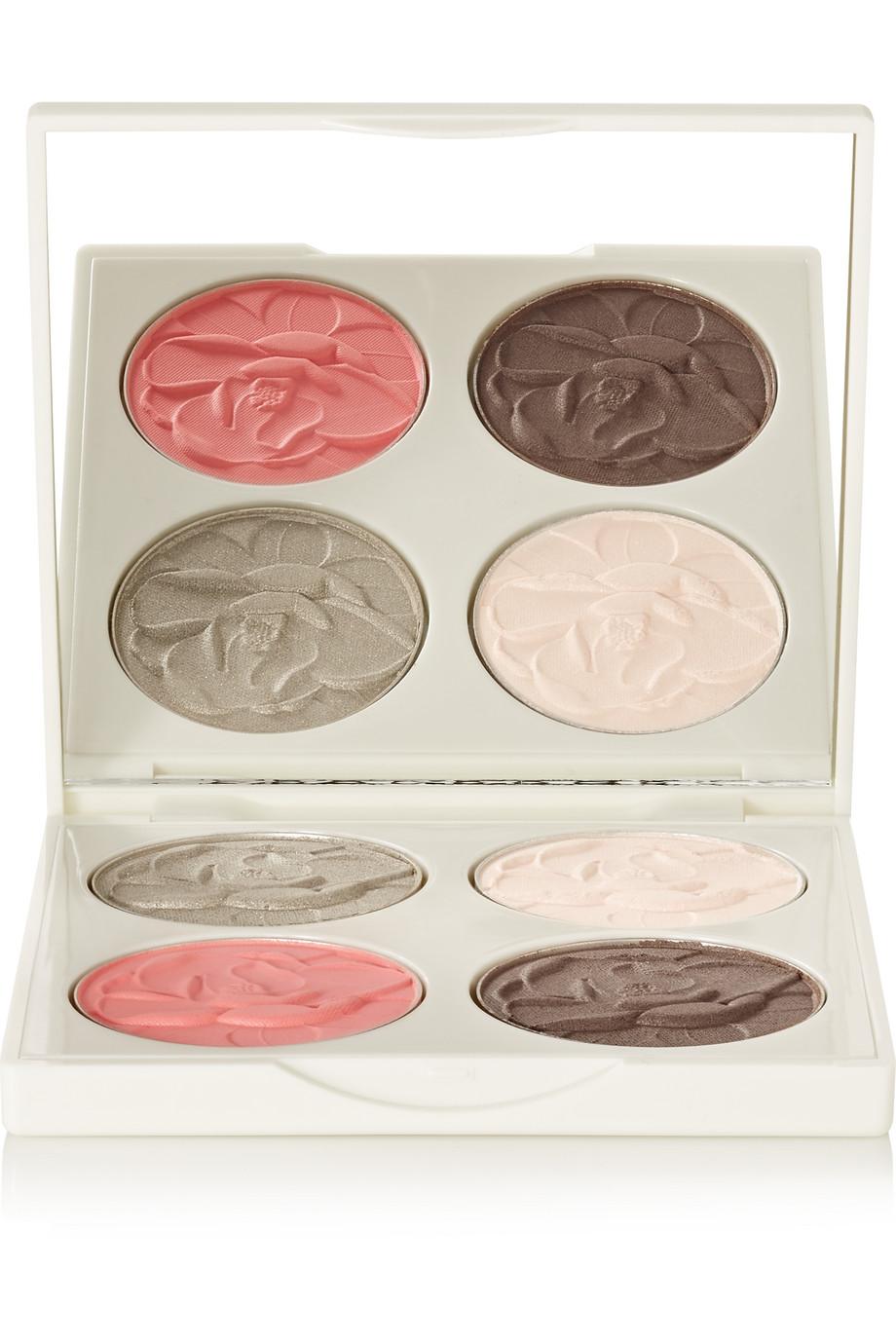 Le Magnoliaeye & Cheek Palette, by Chantecaille