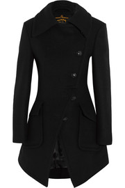 Vivienne Westwood Anglomania Wool-blend coat